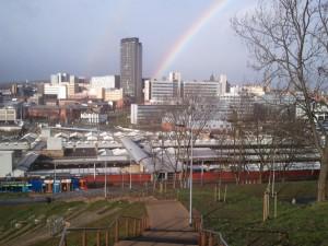 sheaf valley rainbow