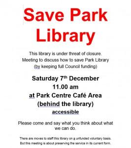 saveparklibrary