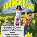 Link to Norfolk Park Spring Clean